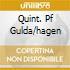 QUINT. PF GULDA/HAGEN