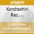 KONDRASHIN REC. KONDRASHIN
