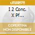 I 2 CONC. X PF ARRAU/HAITIN