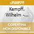 W. KEMPFF INTERPRETA BACH