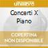 CONCERTI X PIANO