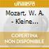 Mozart, W. A. - Kleine Nachtmusik/Diverti