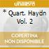 * QUART. HAYDN VOL. 2