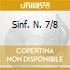 SINF. N. 7/8