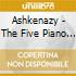 THE FIVE PIANO CONCERTOS - ASHKENAZY