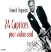 Ivry Gitlis - Niccolo' Paganini : 24 Caprices Op.1 Pour Vio