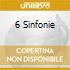 6 SINFONIE