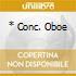* CONC. OBOE