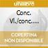 CONC. VL./CONC. VLC.