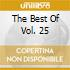 THE BEST OF VOL. 25