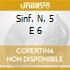 SINF. N. 5 E 6