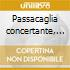 Passacaglia concertante, songs of the se