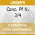 CONC. PF N. 3/4