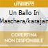 UN BALLO IN MASCHERA/KARAJAN