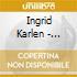 Ingrid Karlen - Variations