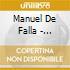 Manuel De Falla - L'Amour Sorcier