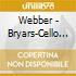 Webber - Bryars-Cello Conc Webber