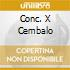 CONC. X CEMBALO