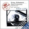 Edvard Grieg / Robert Schumann - Piano Concertos