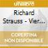Richard Strauss - Vier Letzte Lieder - Lisa Della Casa