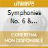 SYMPHONIES NO. 6 & 8