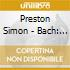 ORGAN WORKS/SIMON PRESTON