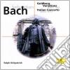 Johann Sebastian Bach - Var. Goldberg/conc. Ital. - Kirkpatrick