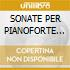 SONATE PER PIANOFORTE (9cd)