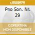 PNO SON. NR. 29