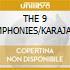 THE 9 SYMPHONIES/KARAJAN (5CDx2)