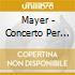 Mayer - Concerto Per Oboe