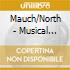 Musical Banquet- Mauch MonikaVoce/nigel North, Liuto
