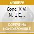 CONC. X VL. N. 1 E 2