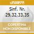 SINF. NR. 29,32,33,35