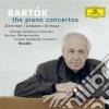 Bela Bartok - The Piano Concertos - Boulez