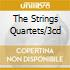 THE STRINGS QUARTETS/3CD