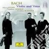 Johann Sebastian Bach - Violin And Voice - Hahn/goerne