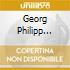 Georg Philipp Telemann - Concerti - Hogwood