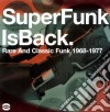 (LP VINILE) SUPER FUNK IS BACK - RARE AND CLASSIC FU