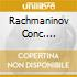 RACHMANINOV CONC. N.2-...