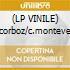 (LP VINILE) M.corboz/c.monteverdi