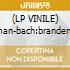 (LP VINILE) T.koopman-bach:brandenburgisch