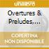 OVERTURES & PRELUDES, VOL.51