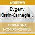 CARNAGIE HALL DEBUT RECITAL