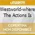 WESTWORLD-WHERE THE ACTIONS IS