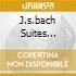 J.S.BACH SUITES FRANCESI