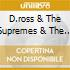 D.ROSS & THE SUPREMES & THE TE