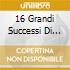 16 GRANDI SUCCESSI DI P.ANKA