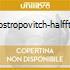 ROSTROPOVITCH-HALFFTER