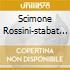 SCIMONE ROSSINI-STABAT MATER